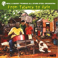 From Tabanca to Rain - Neal & Massy Trinidad All Stars Steel Orchestra
