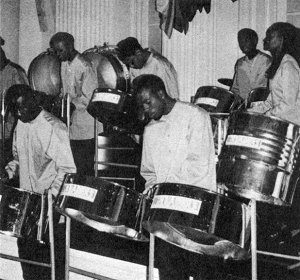 BWIA Invaders Steel Orchestra